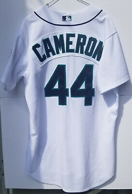 huge selection of c9af1 14541 SEATTLE MARINERS AUTHENTIC Majestic Jersey Mike Cameron Vintage Rare #44 MLB