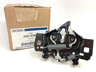 2013 2014 2015 2016 Lincoln MKZ Hood Latch safety release new OEM EP5Z-16700-A