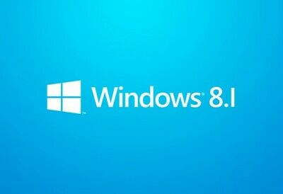 WINDOWS 8.1 PRO ESD MULTILANGUAGE 32-64 bit