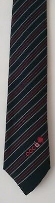 Old Oak Common tie/ british rail/ network southeast