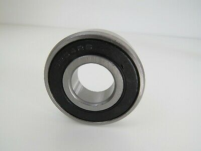 10pc x  6204RS 47mm x 20mm x 14mm Rubber Sealed Deep Groove Ball Bearing