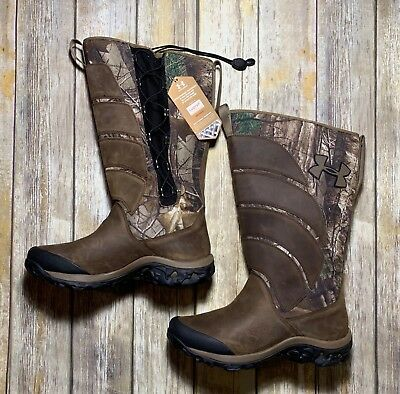 72484912f39 NEW UNDER ARMOUR Hunting Atrox Snake Waterproof Scent Control Men Boots  Size 12