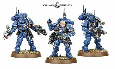 Infiltrators x10 - Vanguard Space Marine - unboxed Shadowspear - 40k