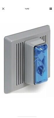 Horn Strobe,Blue,5-1/2 In. H,24VAC/DC EDWARDS SIGNALING 868STRB-AQ New In Box