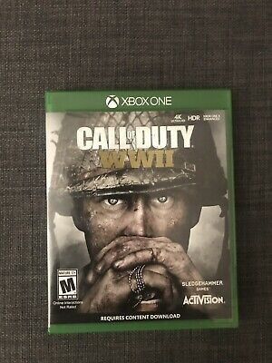 Call of Duty: WWII (Microsoft Xbox One, 2017) with 20% Off Discount Code