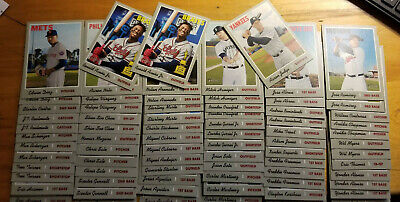 2019 Topps Heritage SP Short Print 1970 Fill your set pick choice 3.33 flat ship