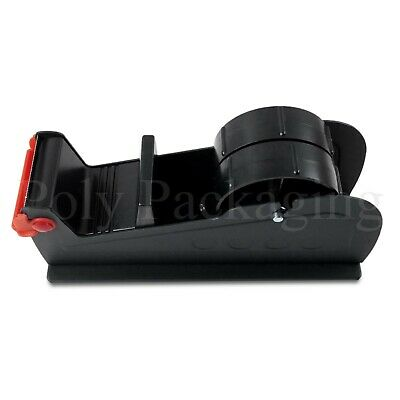 Metal BENCH DISPENSER for 25mm/50mm Wide TAPES Heavy Duty Packing Room *ANY QTY*