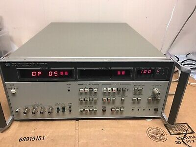 HP Agilent 4275A Multi-Frequency LCR Meter