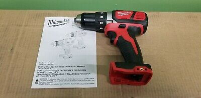 """Milwaukee 2606-20 M18 18V Compact 1/2"""" Drill Driver (Bare Tool see pic)"""