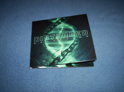 Evolution by Disturbed CD 2018 Reprise Records
