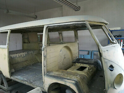 Volkswagen VW T1 1966 - project to finish! Body work done!