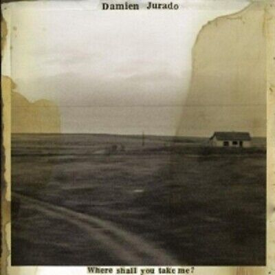 Damien Jurado - Where Shall You Take Me? CD 10 Tracks Alternative/Rock/Pop  Neuf