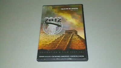 Fire in the Sky Revisited International UFO Congress DVD Travis Walton Signed