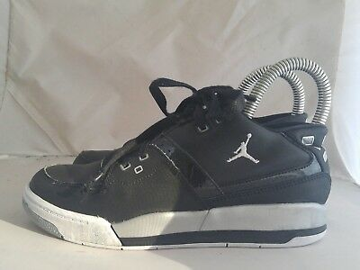266bacf1ca7345 Kids Nike Jordan Flight 23 BP Basketball Shoes Size  2Y Color  Black