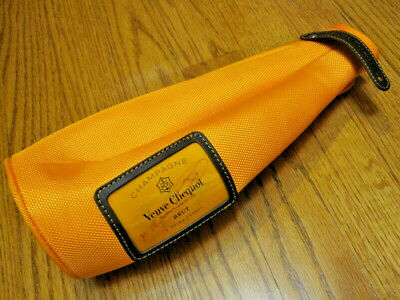 Veuve Clicquot Champagne Bottle Travel Carry Bag Case Ice Jacket Cover Sleeve