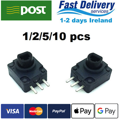 Xbox 360 Wireless Controller LT RT Trigger Potentiometer Switch Replacement
