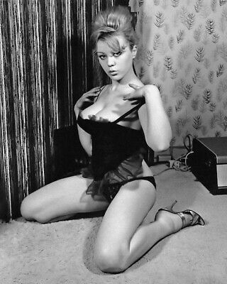 Unknown Photo of 1960's Era Model or Starlet?    / 8116