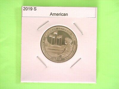 2019 S x5 (5 coins) American Memorial Park  America the Beautiful (ATB)