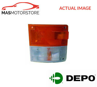 Indicator Light Blinker Lamp Left Front Depo 773-1511L-Ae I New Oe Replacement