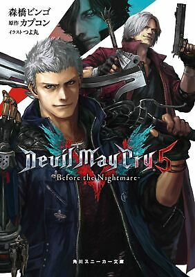 Devil May Cry 5 - Before the Nightmare - Vol.5 Light Novel