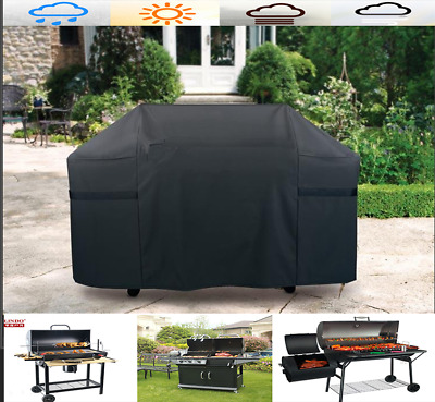 BBQ Cover Outdoor Waterproof Barbecue Covers Garden Patio Grill Protector 145cmk