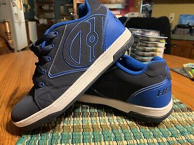 e94c1b598c HEELYS- PROPEL 2.0 Skate Shoes, Size 8, Blue/Black, skate ...