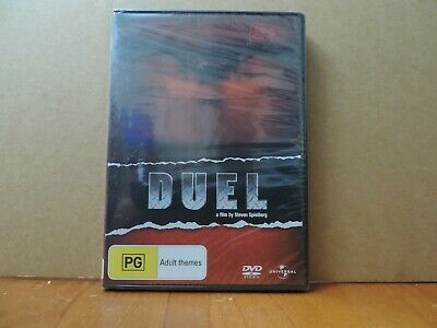 Duel (DVD, 2005) brand new and sealed