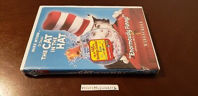 Dr. Seuss The Cat in the Hat (DVD Widescreen Edition)
