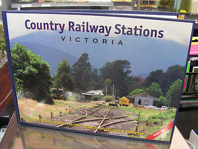 Train Hobby HARDCOVER Country Railway Stations Victoria Part 6