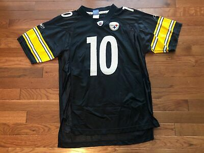 a4ff0da5b Reebok Youth Pittsburgh Steelers Kordell Stewart NFL Football Jersey Size XL