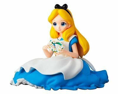 Crystalux Disney Characters Alice in Wonderland Figure Banpresto NEW from Japan