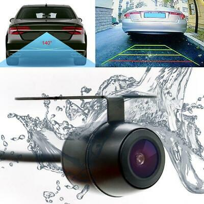 170° Car Rear View Backup Reverse Parking Camera IR Night Vision Waterproof
