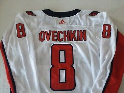 best loved e9b71 e259c WASHINGTON CAPITALS #8 Alex Ovechkin Jersey W/Stanley Cup Champions Patch  S-3XL