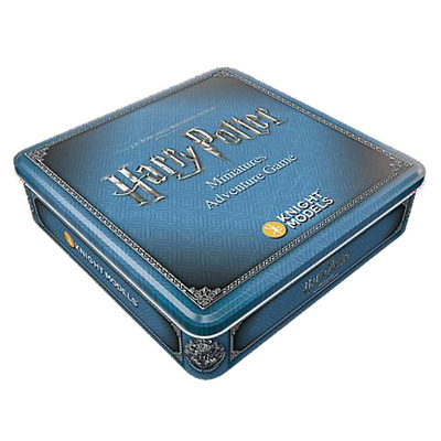 Harry Potter Miniatures Adventure Game Core Box Knight Models