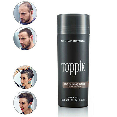 Toppik 27.5g Keratin Hair Loss Building Fibers Full Concealer Hair Instantly