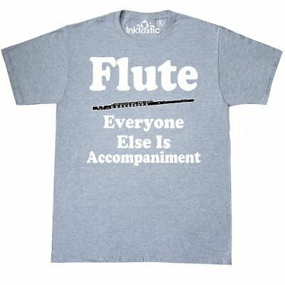 0fc4e414 Inktastic Funny Flute Player Music Gift T-Shirt Quote Instruments Joke  Musical