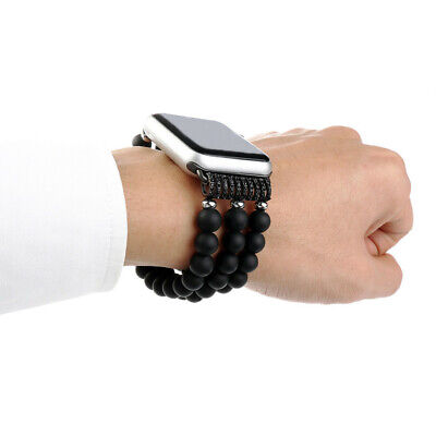 Correa de pulsera con cuentas de deportes moda para Apple Watch Series 2/1 38mm