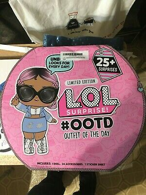 LOL SURPRISE! OOTD Outfit Of the Day L.O.L , New , $29.99