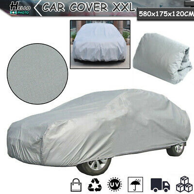 Universal XXL Full Car Cover Waterproof UV Protection Resistant Anti-Scratch