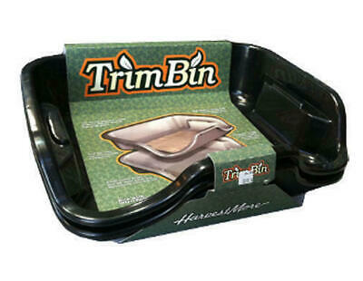 TrimBin Harvest More Trim Bin - Trimming Tray Complete Kit with Brush
