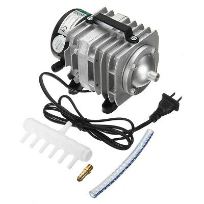 Hailea ACO-328 Air Compressor 70L/min Aquarium Pond Hydroponic ACO328 UK PLUG