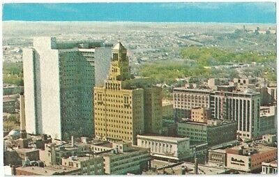 1973 MAYO CLINIC Buildings Rochester Mn Vintage Postcard Minnesota Chrome
