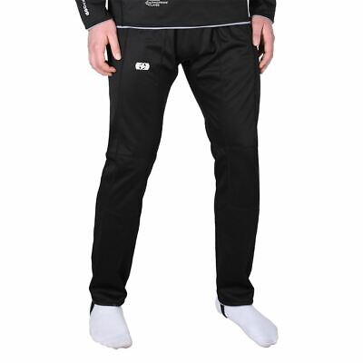 Oxford Chillout Motorcycle Base Layer Motorbike Under Trousers Sports Black