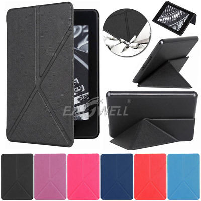 For Amazon Kindle Paperwhite 10th Generation 2018 Multi-Fold Smart PU Cover Case