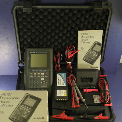 Fluke 702 DPC Documenting Process Calibrator, Great Condition! See Details
