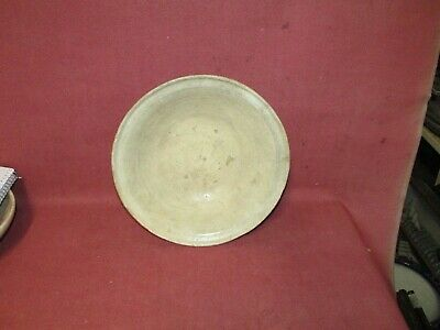 Early Antique Asian or Chinese Ceramic Bowl