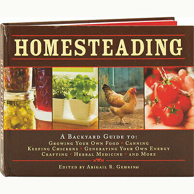 Homesteading, Abigail R Gehring - Hardcover Book