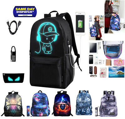 ce00370d87 School Schoolbag School Backpack Rucksack Book Creeper Storage Bag Sports UK