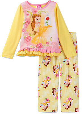 ee0591ffe AUTHENTIC DISNEY STORE Beauty & the Beast Belle PJ PALS Set for ...