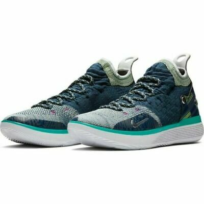 reputable site 9a8d9 437be Nike Zoom KD11 BHM Men s Basketball Shoes Blue Void Black BQ6245 400